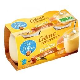 Creme vanille caramel...