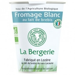 Fromage blanc brebis 400g la b