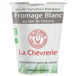 Fromage blanc chevre 400g la c