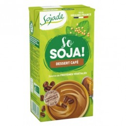 Dessert soja cafe 530g sojade