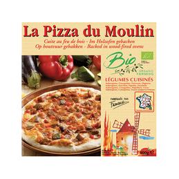 Pizza legumes cuisines 400g...