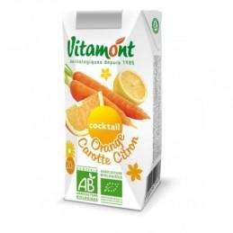 Cocktail orang carotte...