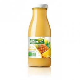 Jus d'ananas 25cl vitamont