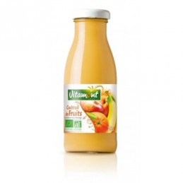 Cocktail fruits 25cl vitamont