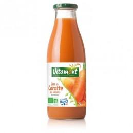 Jus carotte 75cl vitalia