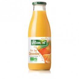 Jus de clementines 75cl vitamo