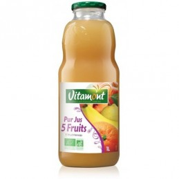 Jus coktail fruit du verger...