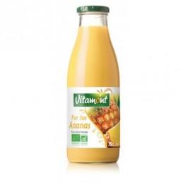 Jus ananas 75cl vitamont