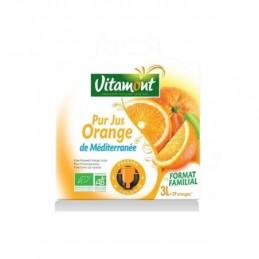 Jus d'orange 3l vitamont orang