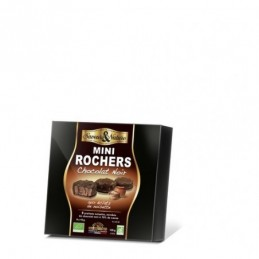 Rocher choc.noir 70% 9x15g...