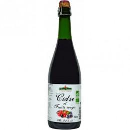 Cidre fruits rouge coteaux...