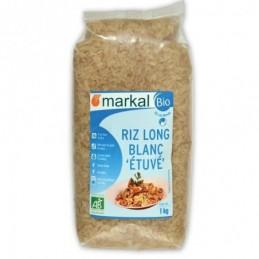 Riz long bl etuve 1kg markal