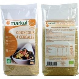 Couscous 4 cereales ble...