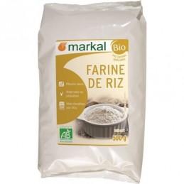 Farine de riz blanc 500g mar
