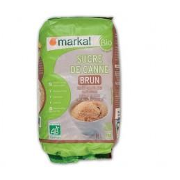 Sucre brun canne 1kg markal