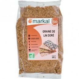 Graine de lin dore 250g markal