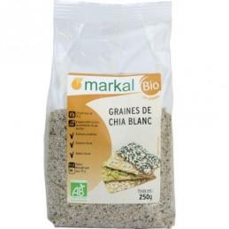 Graines de chia blanc 250g