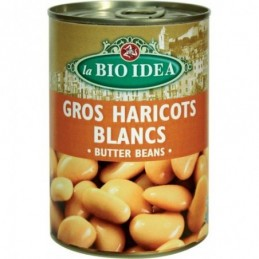 Haricots blancs gros 240g luce