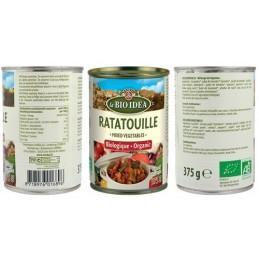 Ratatouille 375g luce