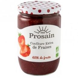 Confiture fraise 730g prosain
