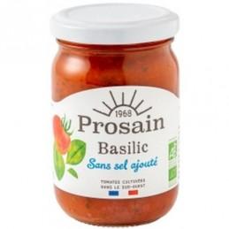 Sauce tomate basilic sans...