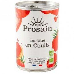 Coulis de tomates 410g prosain