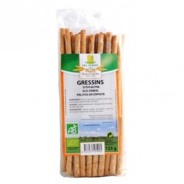 Gressin d'epeautre 125g...