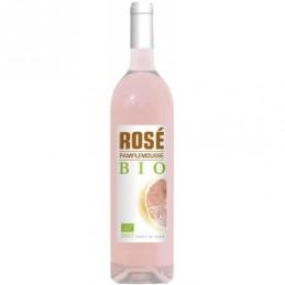 Vin rose pamplemousse...