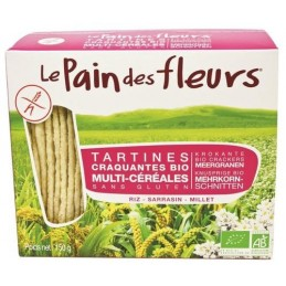 Gal.multi-cereales 150g pain d