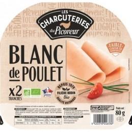 Blanc de poulet charcutx2...