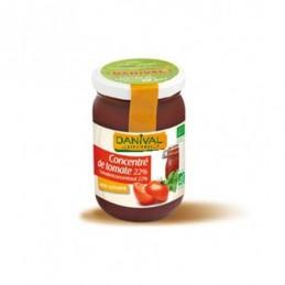 Concentre tomate 22% 200g dani