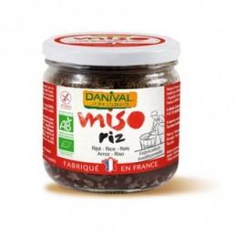 Bio miso riz 390g danival