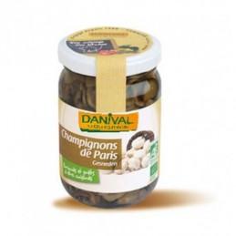 Champignons paris 100g danival