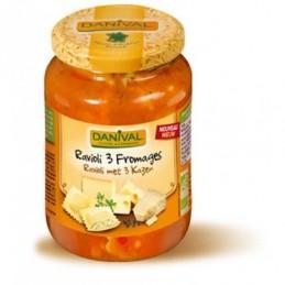 Ravioli 3 fromages 670g daniva