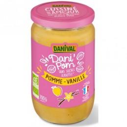 Dani'pom vanille 700g danival