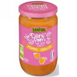 Danipom abricot 700g danival