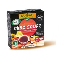 Miso soupe 4x10g danival