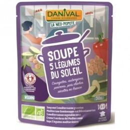 Soupe 5 legum.soleil 50cl dani