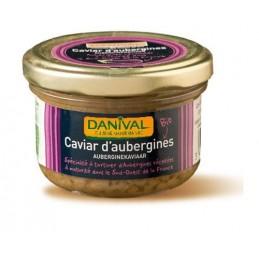 Caviar aubergine 100g danival
