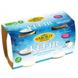 Kefir nature 2x125g gaborit