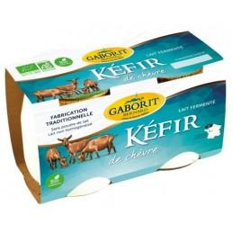Kefir chevre 2x125g gaborit