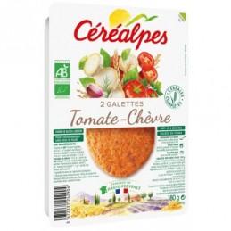 Galette tomate chevre 180g cer
