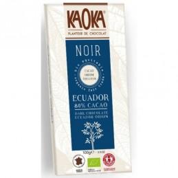 Chocolat noir 80% ecuador...