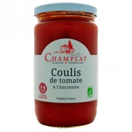 Coulis tomate ancienne 650g...