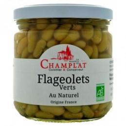 Flageolet vert 280g champlat