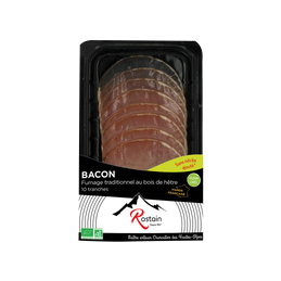 Bacon tranche x8 rostain