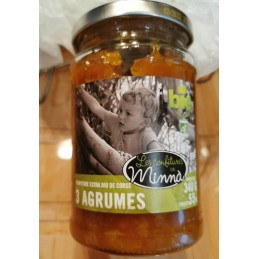 Confiture 3 agrumes 350g...