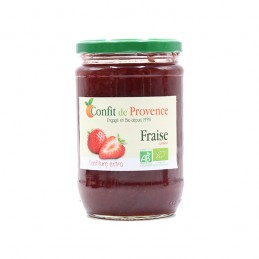 Confiture fraise 650g...