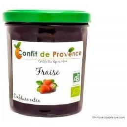 Confiture fraise 370g...