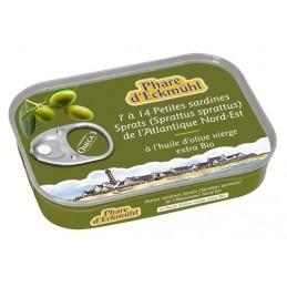 Sardine huile olive g phare...